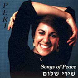cover of Songs of Peace