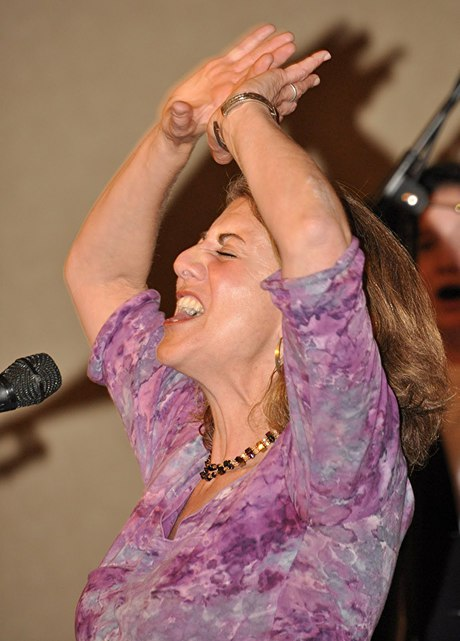 Freedom Music Project,  Temple Shalom, Aberdeen, NJ March 2012