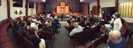 Peri Smilow sings the Great [Jewish] American Songbook, Temple Ner Tamid, Bloomfield, NJ November 2012